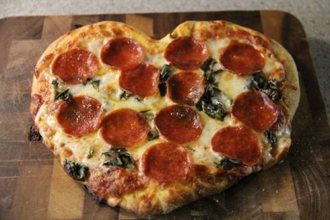 Sammy's Woodfired Pizza offers takeout and delivery through third-party services at two locatio ...