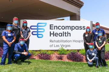 Encompass Health Rehabilitation Hospitals want to salute community heroes with a drive-thru Tac ...