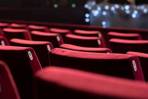 Las Vegas movie theaters can reopen Friday as part of Phase Two. Most of them, though are expec ...