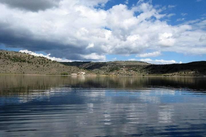 Panguitch Lake (Utah Division of Wildlife Resources)