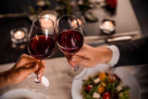 Restaurants earn a higher profit margin on wine than they do on food. On average, restaurants c ...