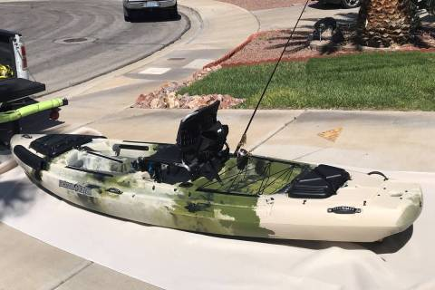 Today's fishing-specific kayak designs offer anglers both stability and comfort. The Jackson ...