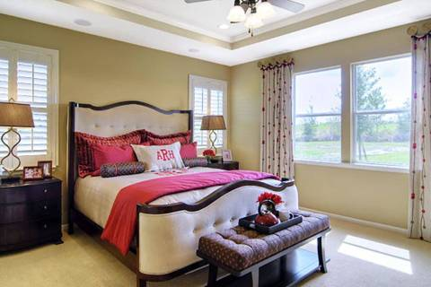 Richmond American Homes builds in Cadence. (Cadence)