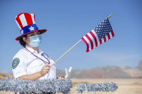 For the first time Summerlin will hold its annual Fourth of July parade online at summerlinpatr ...