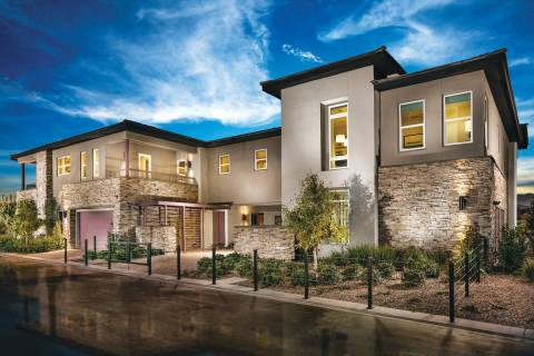 Fairway Hills by Toll Brothers is a gated condominium neighborhood in The Ridges village in Sum ...