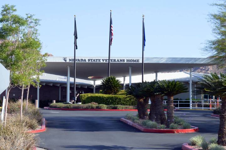 Southern Nevada State Veterans Home in Boulder City (Las Vegas Review-Journal)
