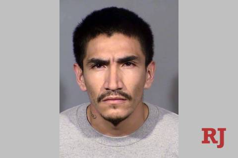 Luis Lopez-Angeles (Las Vegas Metropolitan Police Department)