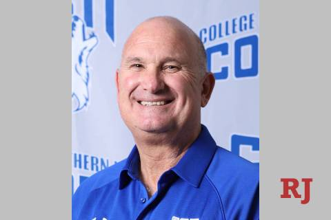 Terry Cottle, who spent more than 30 years as a coach and athletic administrator at UNLV and Co ...