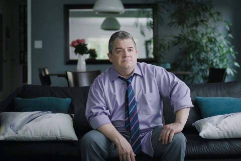 """Patton Oswalt from HBO's """"I'll Be Gone In The Dark."""" (HBO)"""