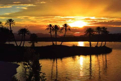Lake Las Vegas will hosts its annual Fourth of July fireworks celebration at 9 p.m. (Lake Las V ...