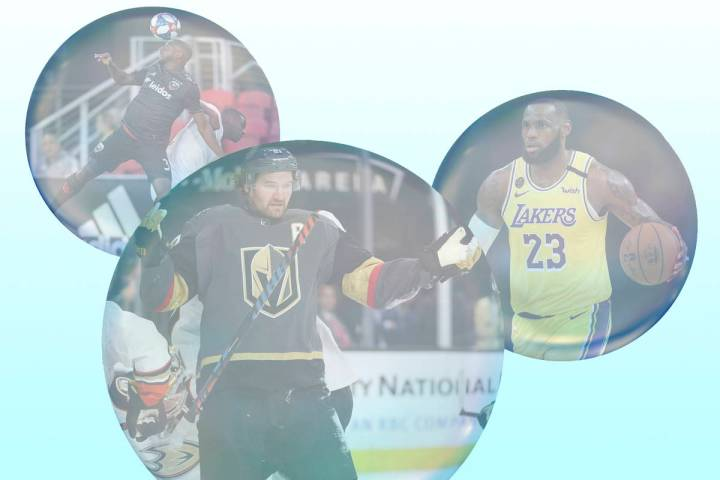 The MLS, NBA, and NHL will complete their seasons in closed bubbles because of the coronavirus ...