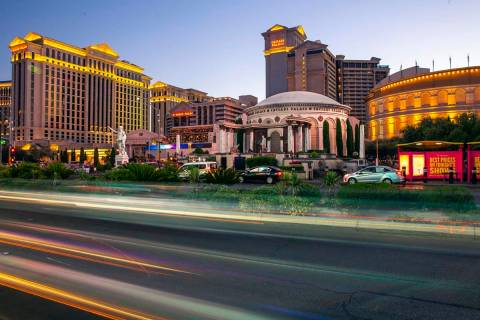 Reno-based Eldorado Resorts is in the process of acquiring Caesars Entertainment Corp. (L.E. Ba ...