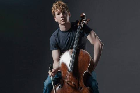 Las Vegas Philharmonic launches multi-year Arts and Impact Residency. with world-class cellist ...