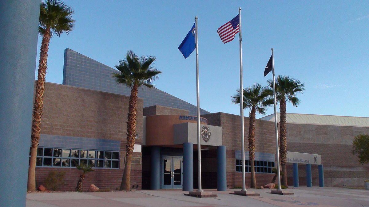 Moapa Valley High School (Photo courtesy of Teresa Holzer)