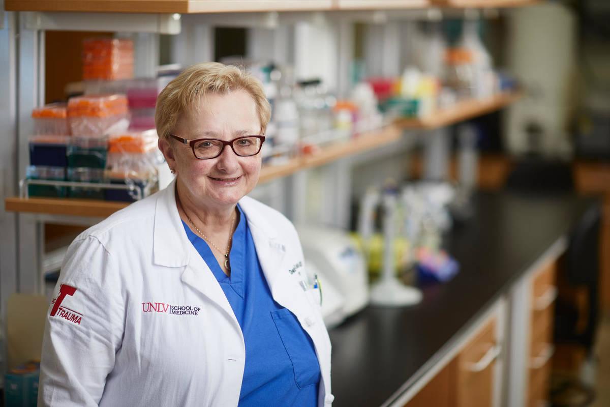 Dr. Deborah Kuhls (Josh Hawkins/UNLV Creative Services)