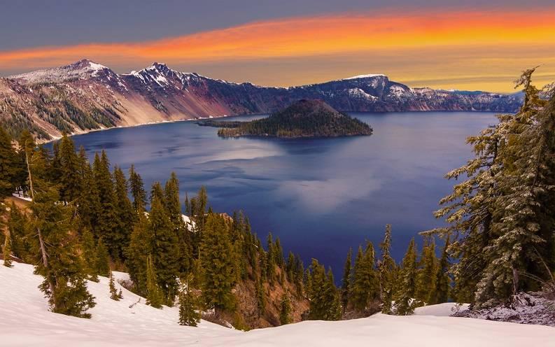 Crater Lake (Courtesy)