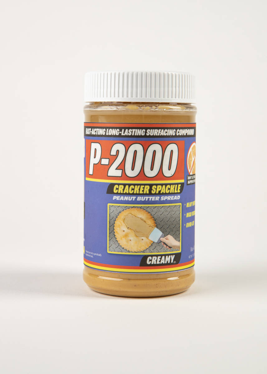 Omega Mart Products, P-2000 Cracker Spackle (Meow Wolf)