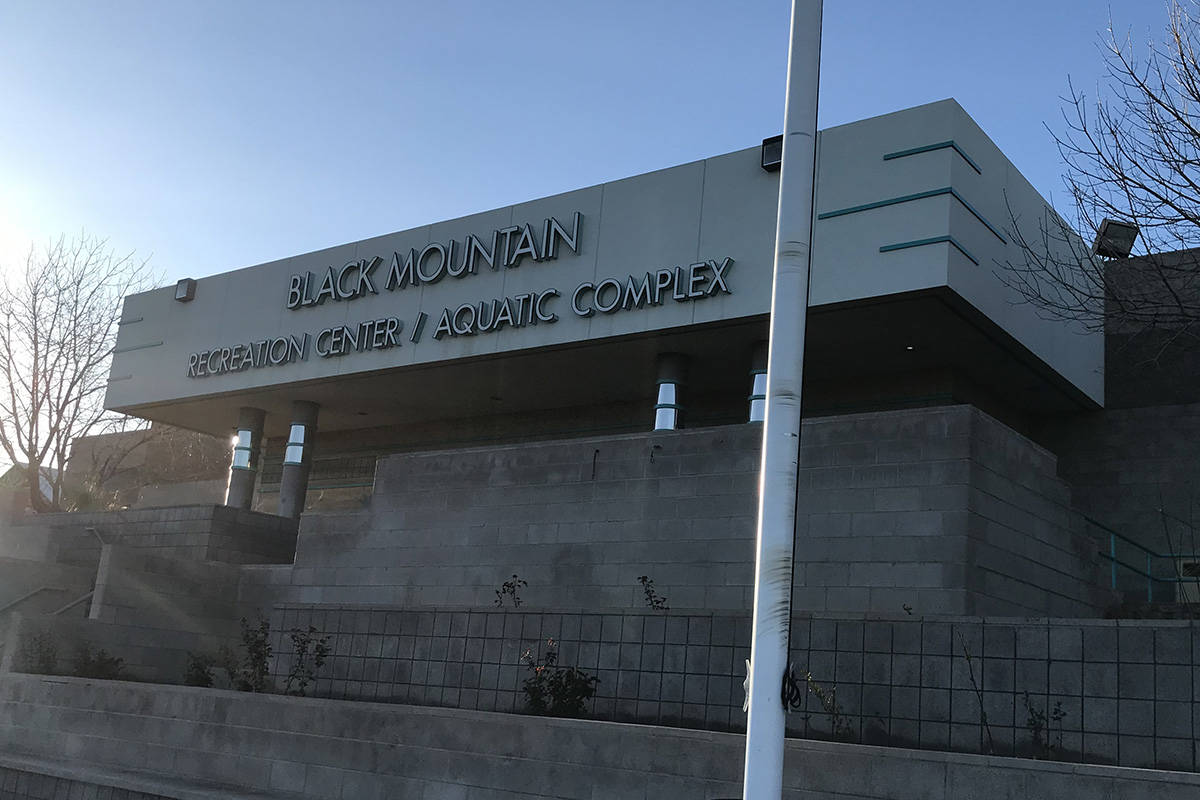 FILE--Black Mountain Recreation Center is one of the locations Henderson is offering for its Ba ...