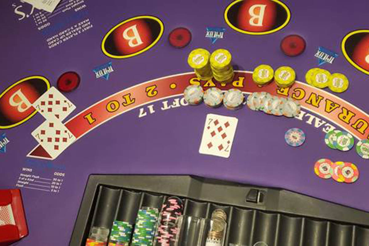 A local player connected on a Blazing 7's Blackjack Mega Progressive jackpot hit for $153, 59 ...