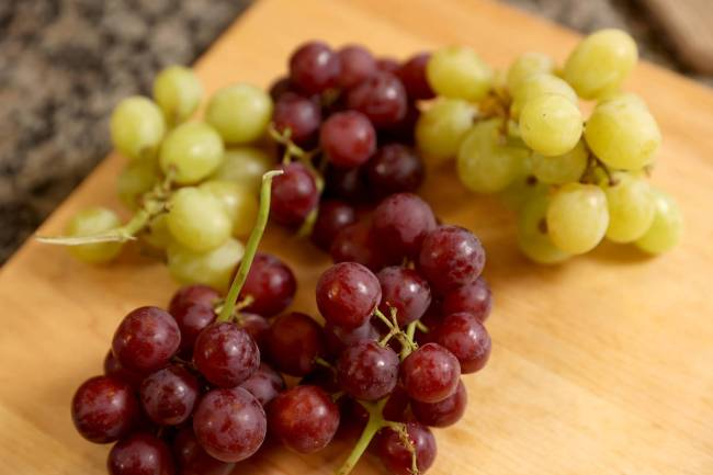 Add a fresh fruit and dried fruit for texture and flavor differences, Diana Brier says. (K.M. C ...