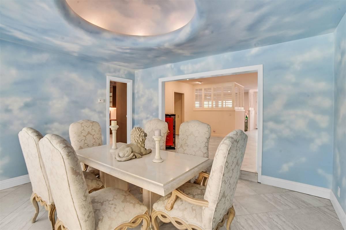 The dining room. (Nartey Wilner Group)