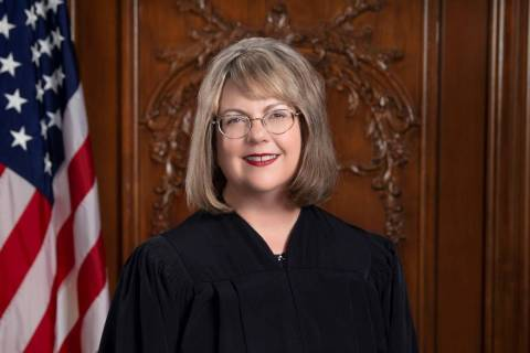 Nevada Court of Appeals Judge Bonnie Bulla (Courtesy)