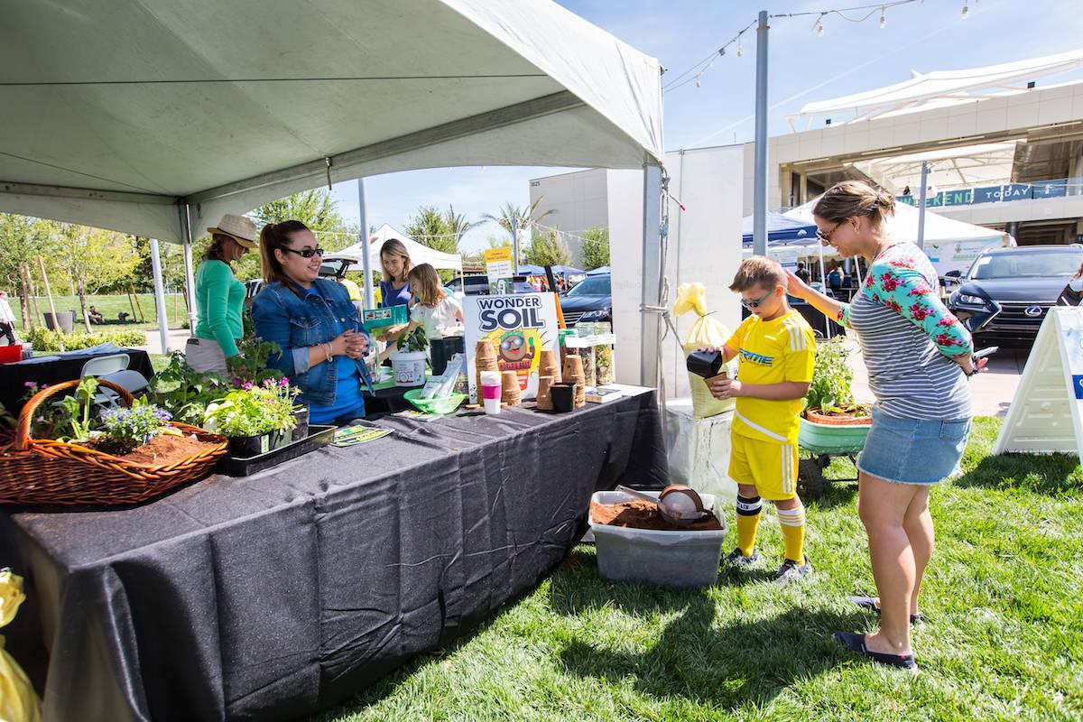 The Wellness Festival in Downtown Summerlin. (Summerlin)