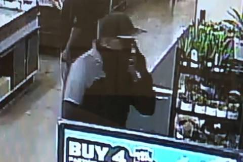 A man wanted in a string of west valley robberies in August is described as a Black male 6-foot ...
