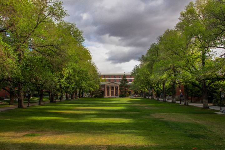 A month into fall semester, University of Nevada, Reno, has reported more than 300 COVID-19 cas ...