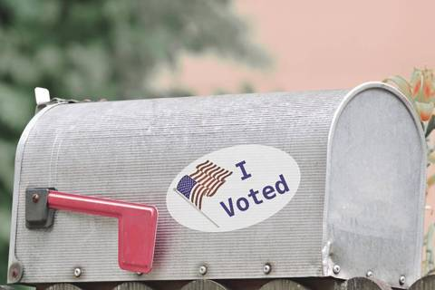 In spite of the current issues with the USPS, if all states were to adopt mail-in ballots, what ...