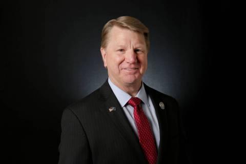 Jim Marchant. Michael Quine/Las Vegas Review-Journal @Vegas88s