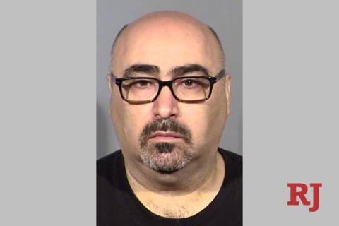 Hovsep Takhtadjian (Las Vegas Metropolitan Police Department)