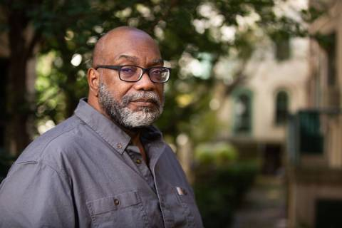 Fred Moten, a poet and and cultural theorist who grew up in Las Vegas, is one of 21 MacArthur F ...