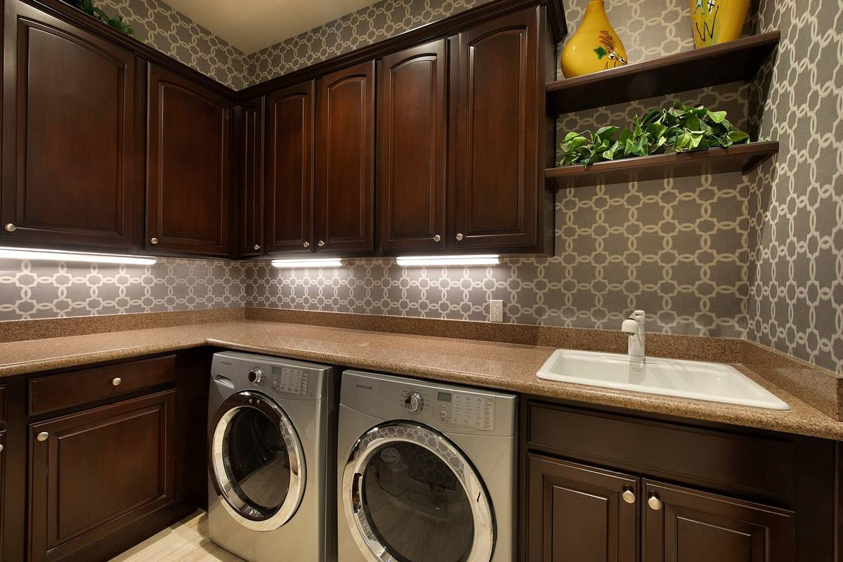 The laundry. (Synergy Sotheby's International Realty)