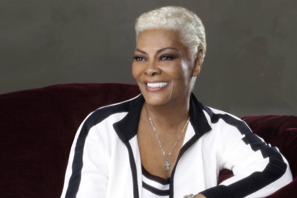 Dionne Warwick is being honored with the Silver State Equality, Nevada's Ally Leadership Awar ...