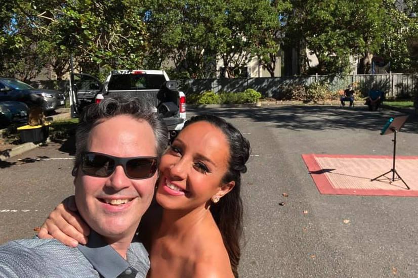 Ray Jon Narbaitz and Lorena Peril (Lorena Peril Facebook)