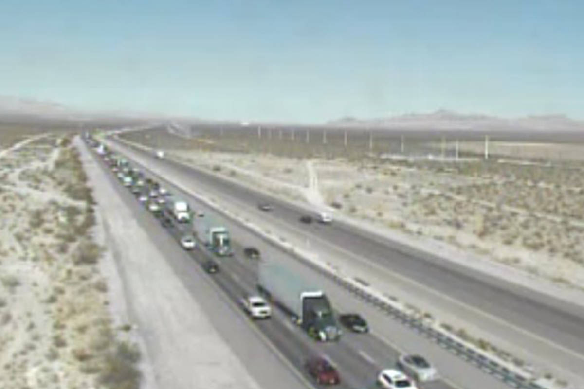 (Nevada Department of Transportation FASTCam)