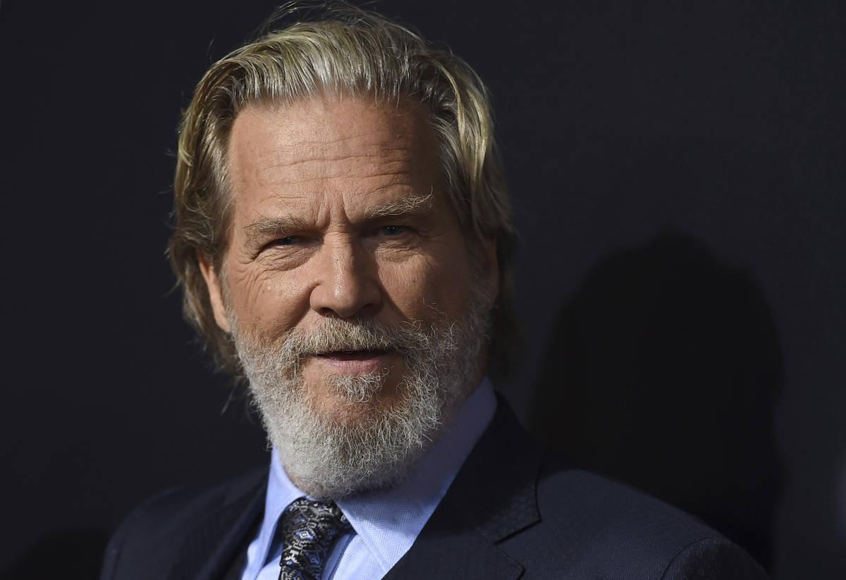 This Sept. 22, 2018, file photo shows cast member Jeff Bridges arriving at the Los Angeles prem ...