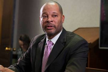 Nevada Attorney General Aaron Ford's office has been educating consumers on COVID-19 scams for ...
