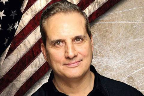 Nick Di Paolo is the first headliner to return to Plaza Showroom on Nov. 19. (Nick Di Paolo Fac ...