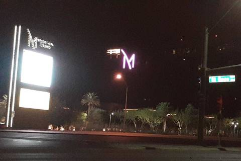 M Resort anticipates laying off 236 employees beginning on Dec. 21 and over the course of the f ...