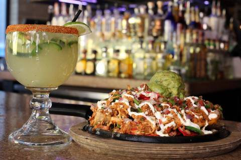 Plans submitted to Henderson by a developer show Nacho Daddy's intentions to open a 4,500 squar ...