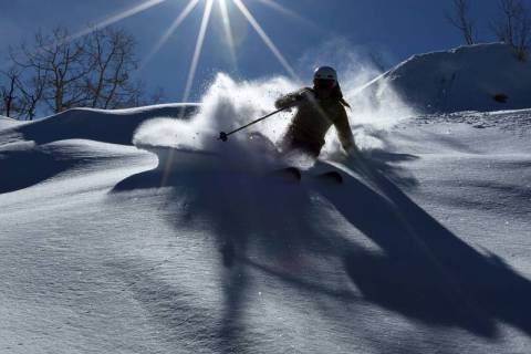 Park City, Utah, is known for its skiing and other winter sports. (Visit Park City)