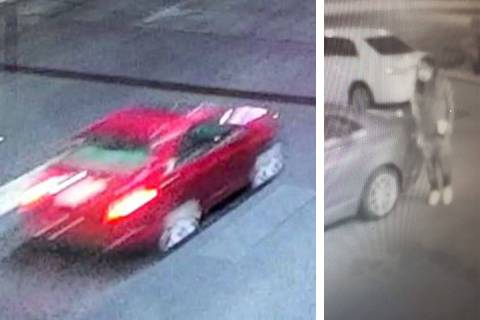 Police are searching for a man in connection to an armed robbery that occurred Wednesday, Octob ...