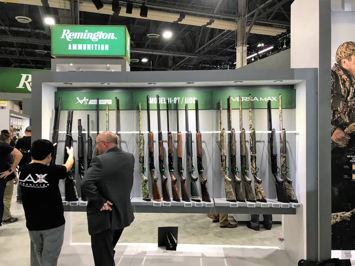 Each January, more than 60,000 people from around the world attend the Shooting, Hunting, Outdo ...
