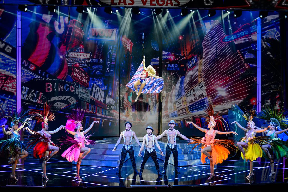 """""""Extravaganza"""" at Bally's (Caesars Entertainment)"""