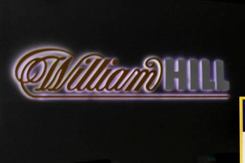 William Hill sportsbook (L.E. Baskow/Las Vegas Review-Journal)