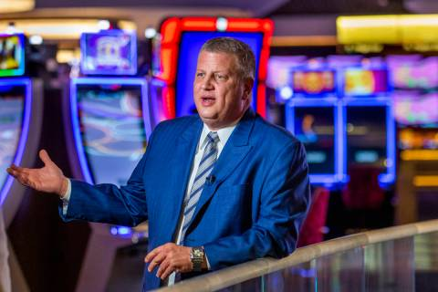 Derek Stevens speaks about the making of and official opening of the Circa Resort & Casino foll ...