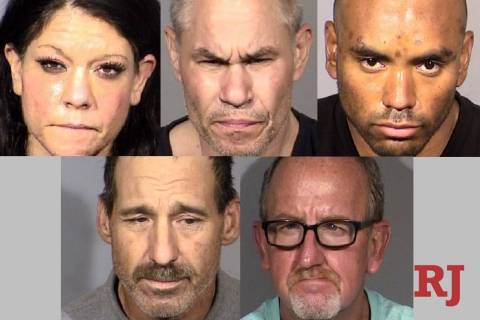 Clockwise, from left: Katherine Cole, 42, Timothy Grassmyer, 51, Rio Hunt, 29, Keith Schwingdor ...