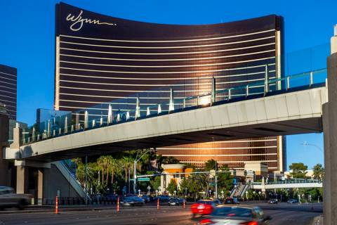 Wynn Resorts (L.E. Baskow/Las Vegas Review-Journal) @Left_Eye_Images